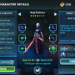 Star Wars: Galaxy of Heroes Asajj Ventress Review
