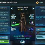 Star Wars: Galaxy of Heroes Luminara Unduli Review