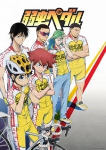 Anime Like Yowamushi Pedal