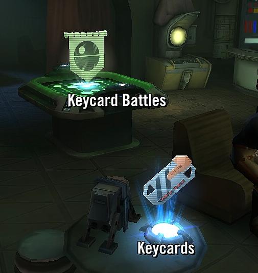 SWGOH Keycard Battles Guide