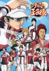 Anime Like New Prince of Tennis