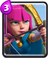 Archers Card