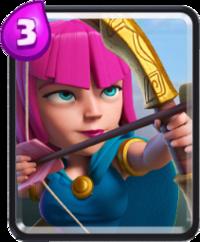 Archers Card