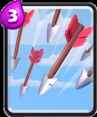 Arrows Card