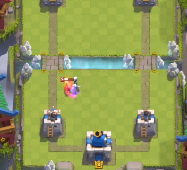 Clash Royale Elixir Advantage