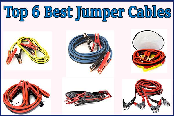 Top 6 Best Jumper Cables [Review] - Online Fanatic