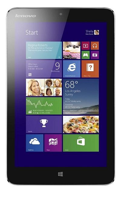 Lenovo Miix 8 Tablet
