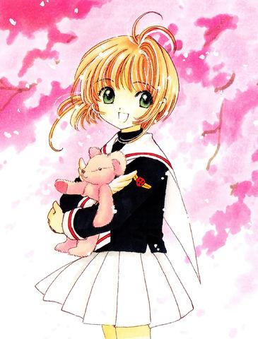 Sakura Kinomoto
