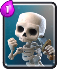 Skeletons Card