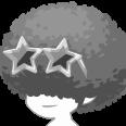 Jumbo Afro☆Glasses