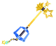 KH Unchained X Starlight2 Keyblade