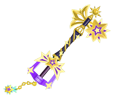 KH Unchained X Starlight3 Keyblade