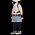 L_KH3D Riku Costume