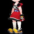L_KH3D Sora Costume