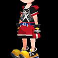 M_KH3D Sora Costume