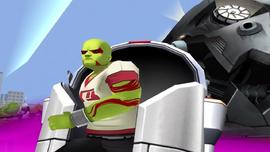Marvel Avengers Academy Drax