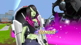Marvel Avengers Academy Gamora