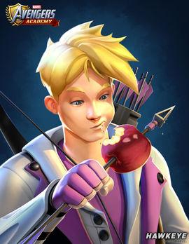 Marvel Avengers Academy Hawkeye