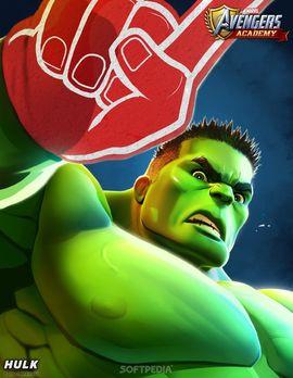Marvel Avengers Academy Hulk