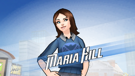 Marvel Avengers Academy Maria Hill