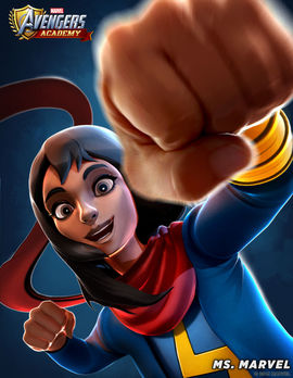 Marvel Avengers Academy Ms Marvel