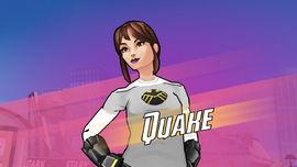 Marvel Avengers Academy Quake