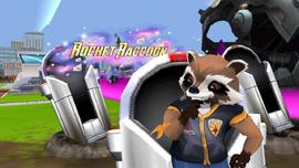 Marvel Avengers Academy Rocket Raccoon