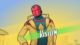 Marvel Avengers Academy Vision
