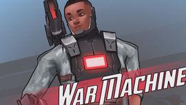 Marvel Avengers Academy War Machine