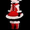 Santa Claus Costume F