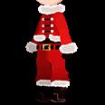 Santa Claus Costume M