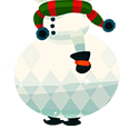 Snowman M