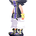 The World Ends With You Neku Costume