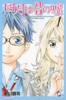Your Lie in April M