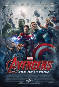 Avengers Age of Ultorn