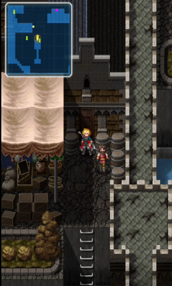 FFBE Q12 - Which Way Did He Go 2