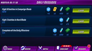 Teenage Mutant Ninja Turtles Legends Guide missions