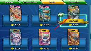 pokemon tcg deck