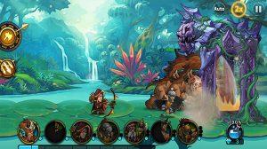 seven guardians combat