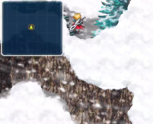 FFBE Lost Village of Marlo Entrance Wolfsfang Peak Map