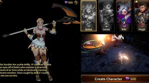 Heroes of Incredible Tales Anika
