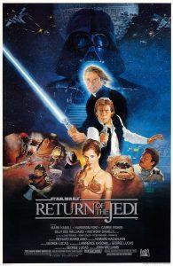 Star Wars Episode VI- The Return of the Jedi