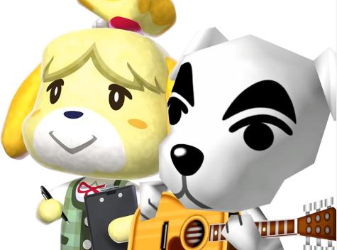 Animal Crossing Mobile App