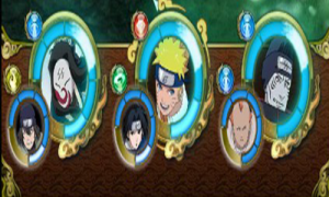 Naruto Shippuden Ultimate Ninja Blazing chakra
