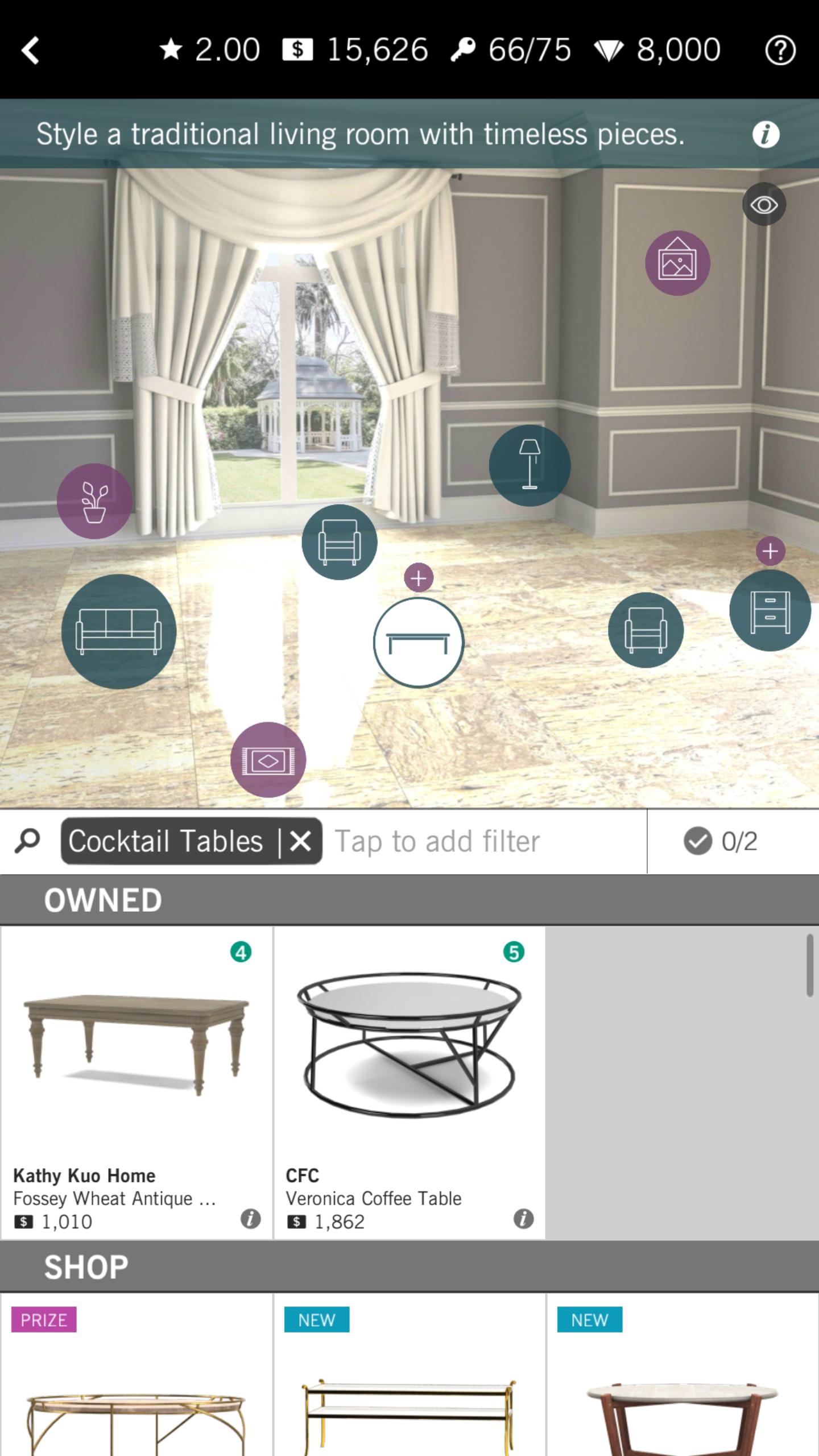 design home guide tips tricks online fanatic screenshot 20161123 154347