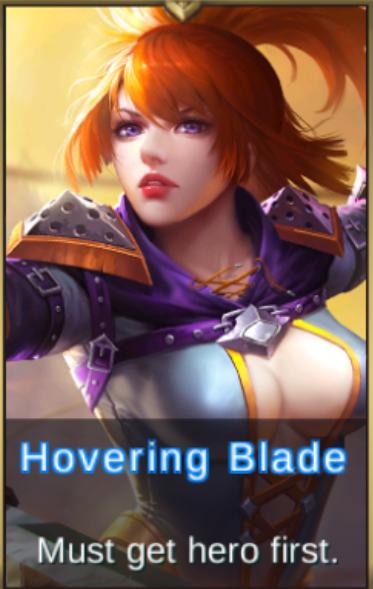 Fanny Hovering Blade Review Mobile Legends Bang Bang