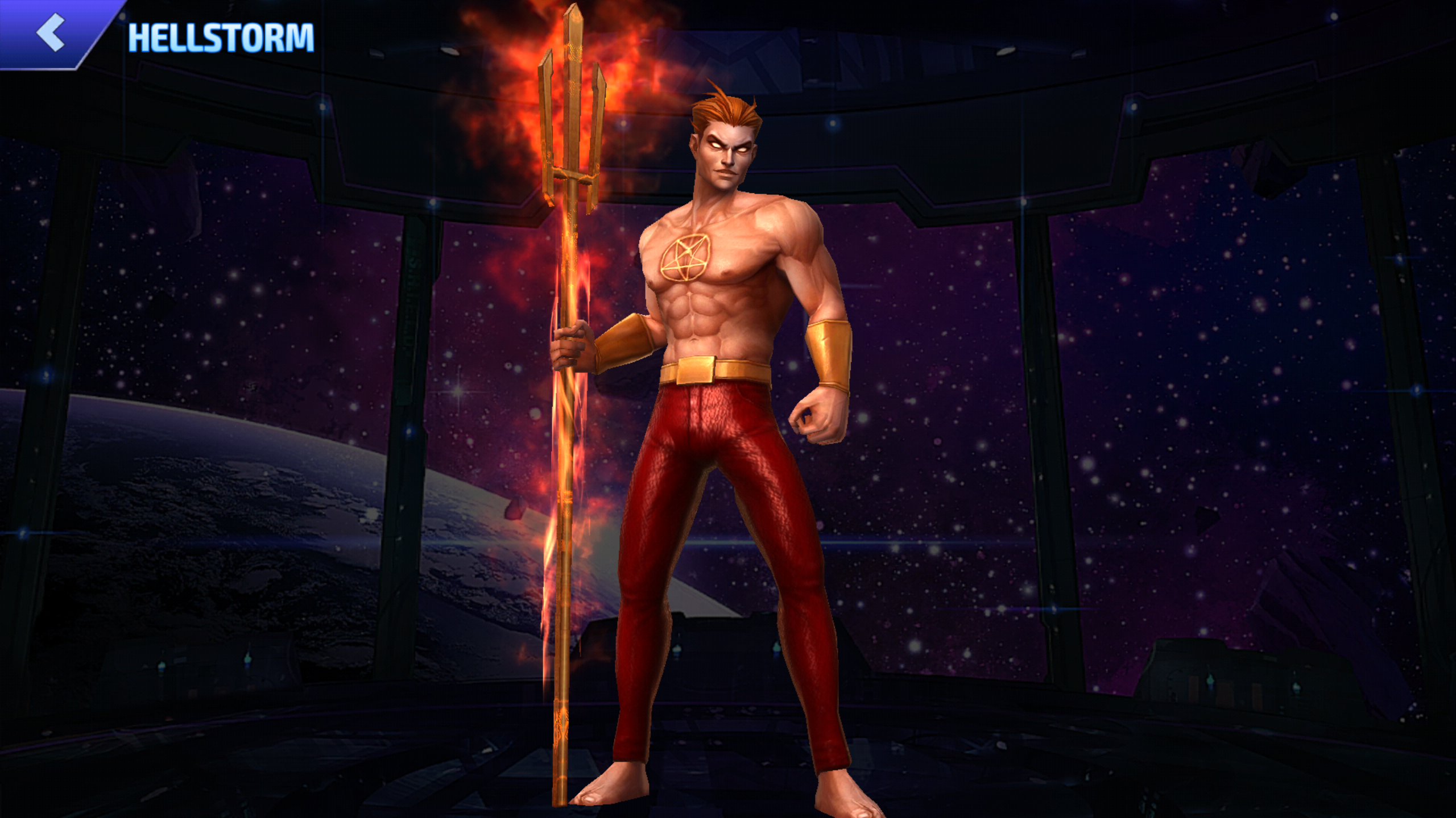 Marvel Future Fight Hellstorm Character Review Online Fanatic