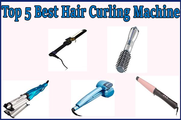best hair curling machine
