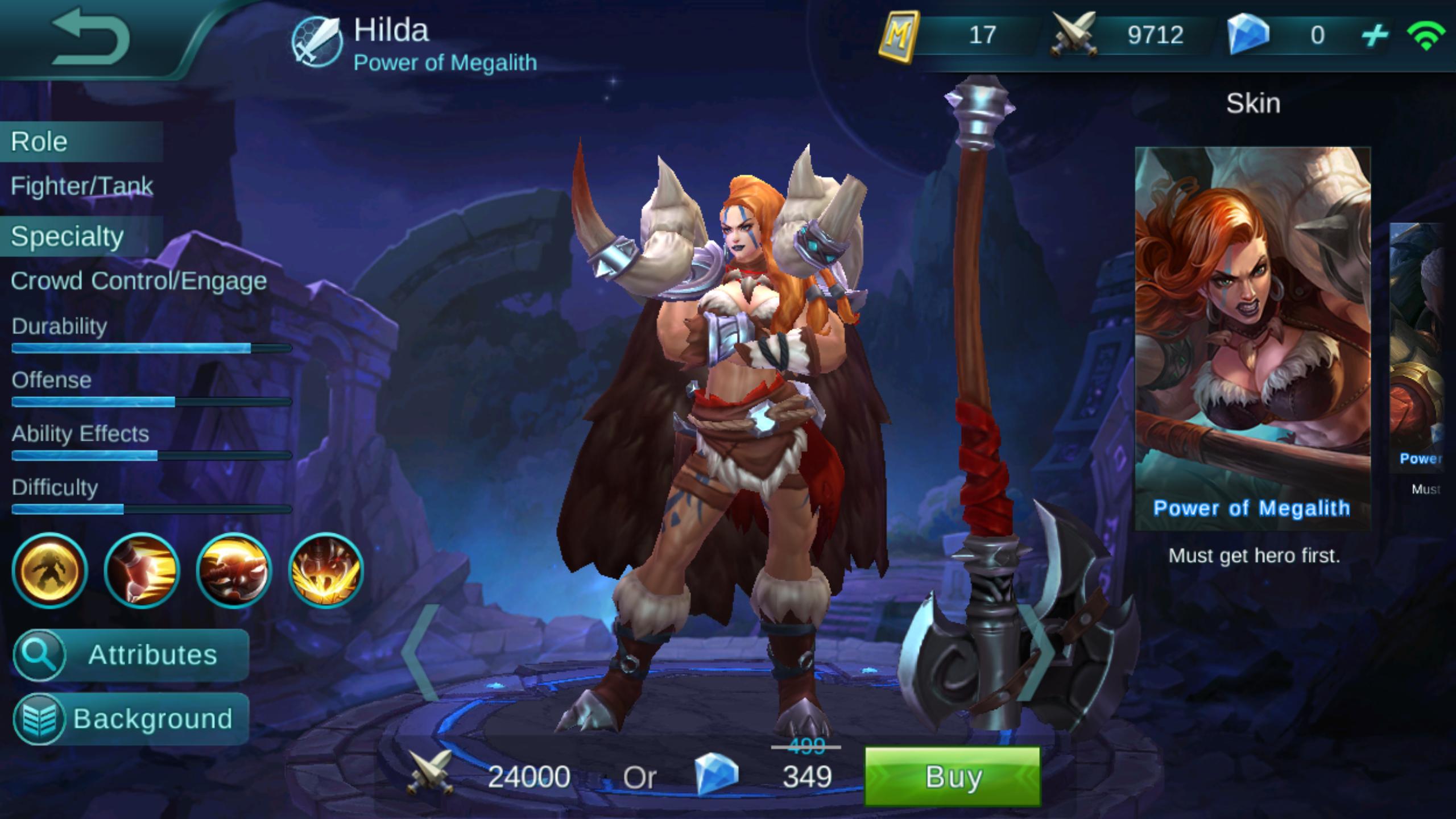 Hilda Review [Mobile Legends Bang Bang] – Online Fanatic