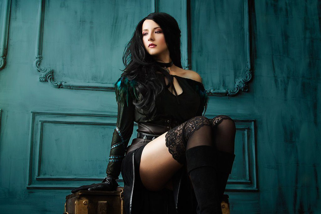 Top 20 Best Yennefer Of Vengerberg Cosplay From The Witcher Online Fanatic
